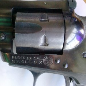 Ruger Single-Six...Need Info
