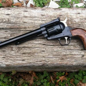 "Blackhawk 7.5"" 45 Colt Private's Custom Grips"
