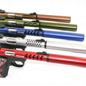 Hollywood LITE Suppressors