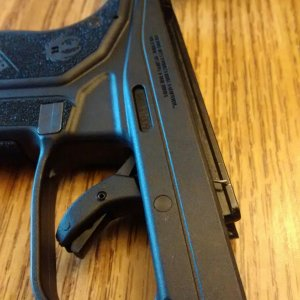 Ruger LCP II malfunction